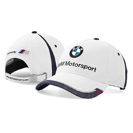 BMW Nuevo Auténtico Motociclismo Colección unisex COLECCIONISTA Gorra Gorra Béisbol 80162446453