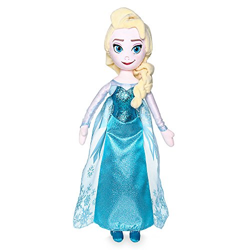 Disney Elsa Plush Doll - Medium