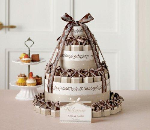 ポンパドール (ハートクッキー) 48個セット 【ウェルカムボード プチギフト 結婚式】の商品画像