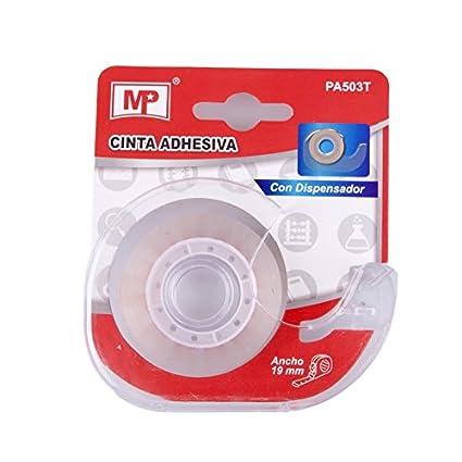 MP PA503T - Celo transparente con dispensador