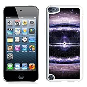 NEW Unique Custom Designed iPod Touch 5 Phone Case With Supernova Abstract Space_White Phone Case Kimberly Kurzendoerfer