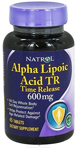Natrol Alpha Lipoic Acid Release