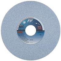 "Norton 5SG Vitrified Toolroom Abrasive Wheel, Type 1 Straight, Ceramic Aluminum Oxide, 1-1/4"" Arbor, 7"" Diameter, 1/2"" Thickness, 46-I Grit (Pack of 1)"