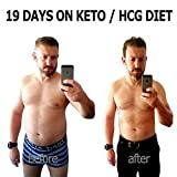 Ketone Keto Urine 150 Test Strips. 3 Resealable