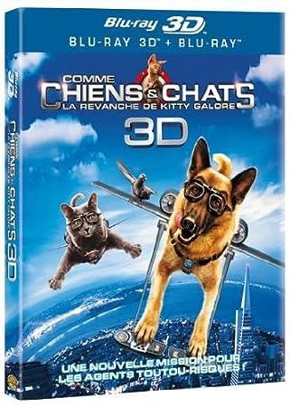 Como Perros Y Gatos 2 - La venganza de Kitty Galore [Blu-ray 3d Active]: Amazon.es: Electrónica