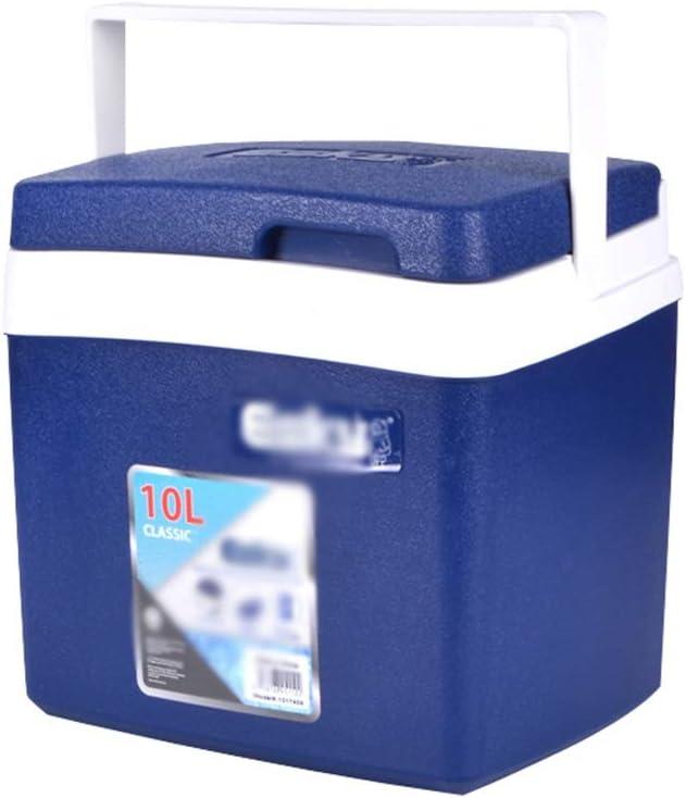 Z-Cooler box Caja Fresca del hogar de 10L, refrigerador de Escritorio de la Caja del Aislamiento de la Carga del Coche de la preservación de la Fruta de la Comida (Tamaño :