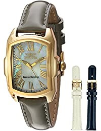 Lady Baby Lupah Interchangeable Set – Gold Plated – Mother of Pearl Dial - (Model 20457)