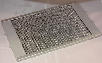 Miele original fettfilter metall für dunstabzugshaube nr.: 8165740