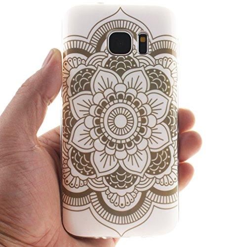 XiaoXiMi Funda Samsung Galaxy S4 Carcasa de Silicona Caucho Gel para Samsung Galaxy S4 Soft TPU Silicone Case Cover Funda Protectora Carcasa Blanda Caso Suave Flexible Caja Delgado Ligero Casco Anti R Loto