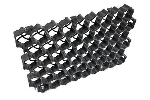 40RLG PADDOCK RASENGITTER RASENPLATTE PARKPLATZ KOPPEL 60x40x4 cm NEU Land-Grid