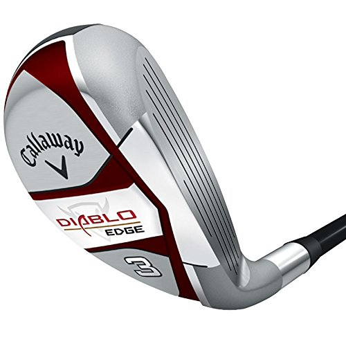 Callaway Diablo Edge 3 Hybrid(Regular,Left-handed,Graphite)