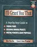 I'll Grant You That, Jim Burke and Carol Ann Prater, 0325001979