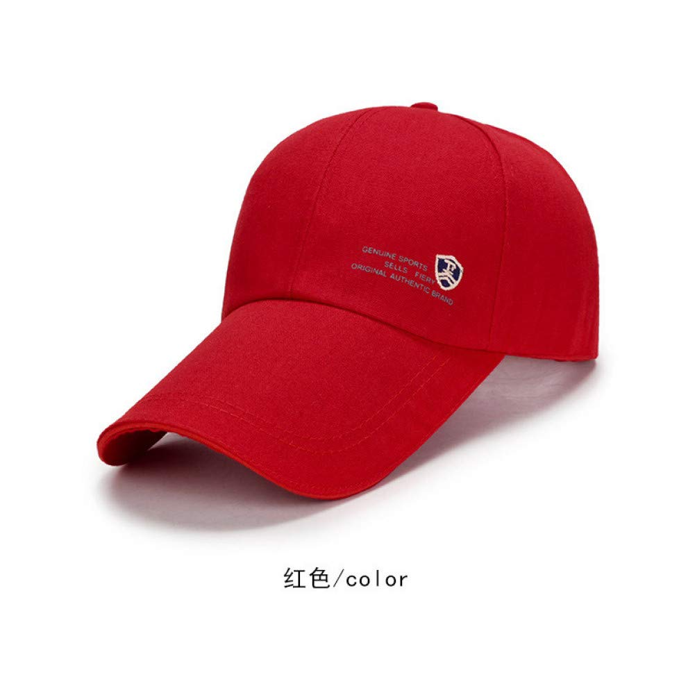 SKAMAO Gorra De Beisbol Sombreros Sombrero De ala Larga Gorras De B/éisbol Amantes del Turismo Visor Ampliado Sombrero 6 Gorra De Color