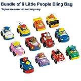 Little People Wheelies Vehicles - 6 Pack