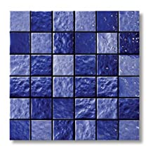 Mixed color glossy porcelain mosaic tiles, ice crack ceramic swimming pool tiles Bathroom wall/Kitchen backsplash wall tiles,ceramic mosaic tiles for floor,three colors optional,LSBL4805