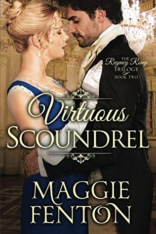 book cover of Virtuous Scoundrel