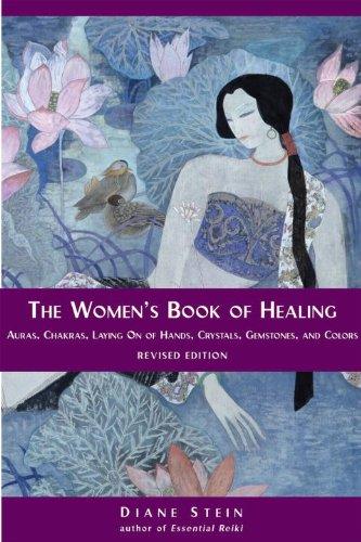 The womens book of healing auras chakras laying on of hands the womens book of healing auras chakras laying on of hands crystals fandeluxe Images