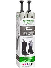 Moneysworth & Best Fashion Boot Shaper Grey Universal