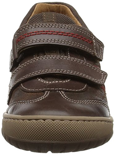 Start Rite Flexy-Tough - Zapatilla Baja Niños Marrón (Brown)