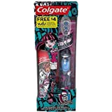 Colgate Powered Toothbrush & Toothpaste Set - Monster High