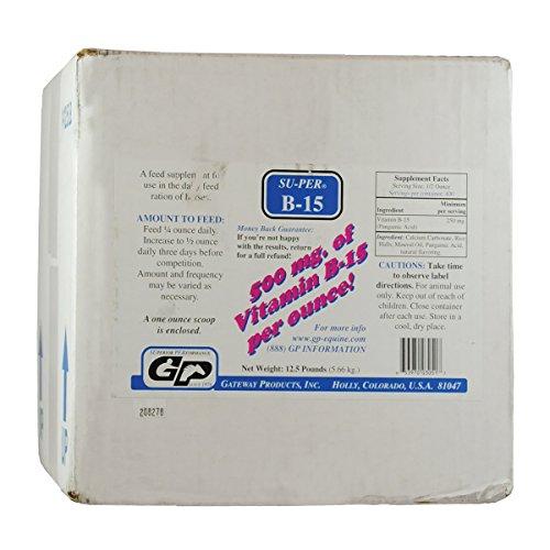 SU-PER B-15 Powder Supplement 12.5 lb