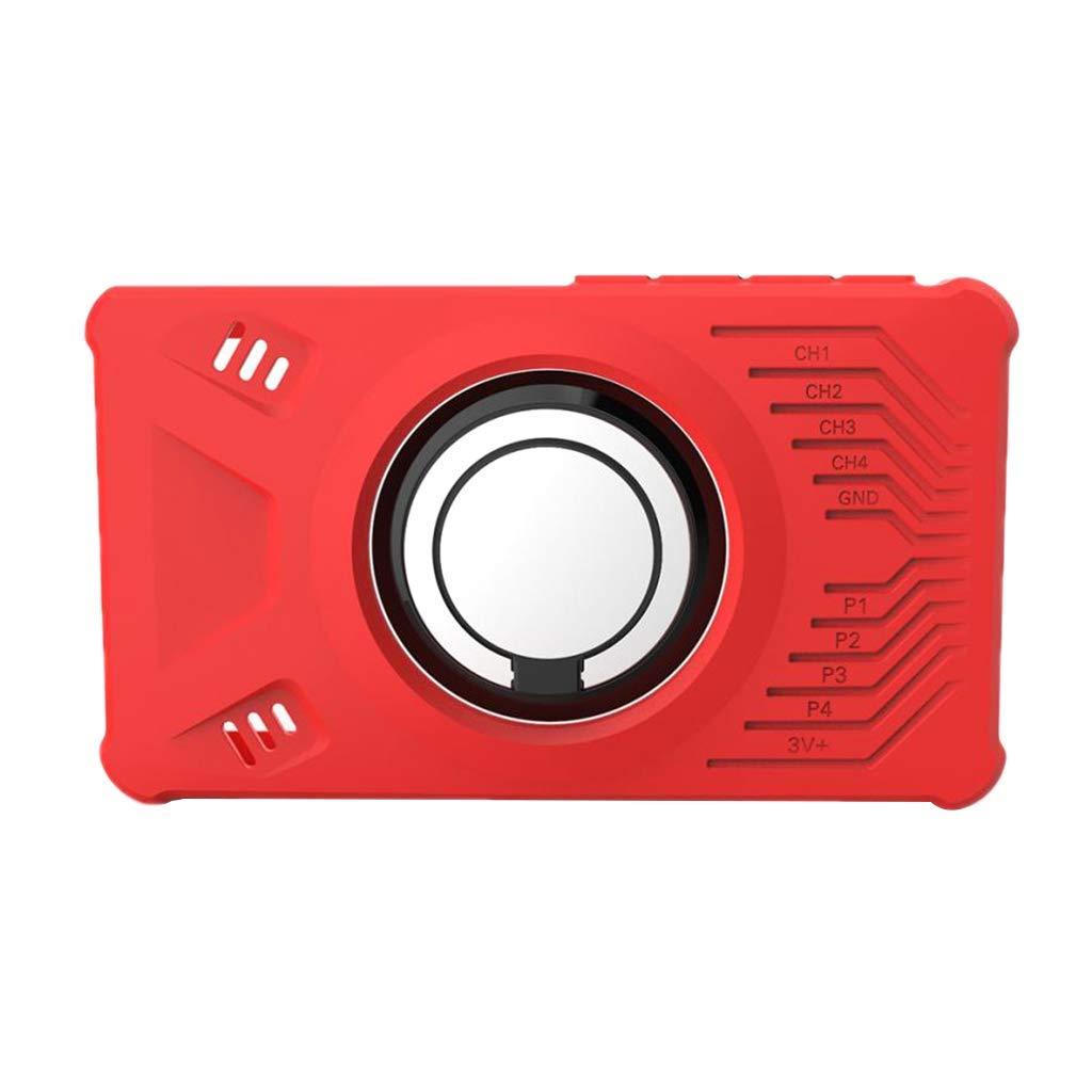 nouler Juler 2 Pcs Shock Protection Sleeve Bracket for La104 Logic Analyzer by nouler