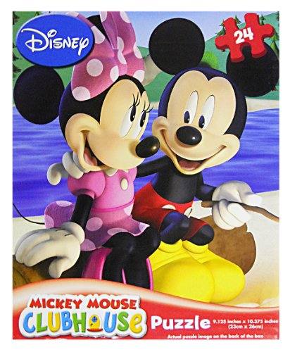 Mickey Clubhouse Puzzle Assorted Styles