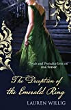 The Deception of the Emerald Ring by Lauren Willig front cover