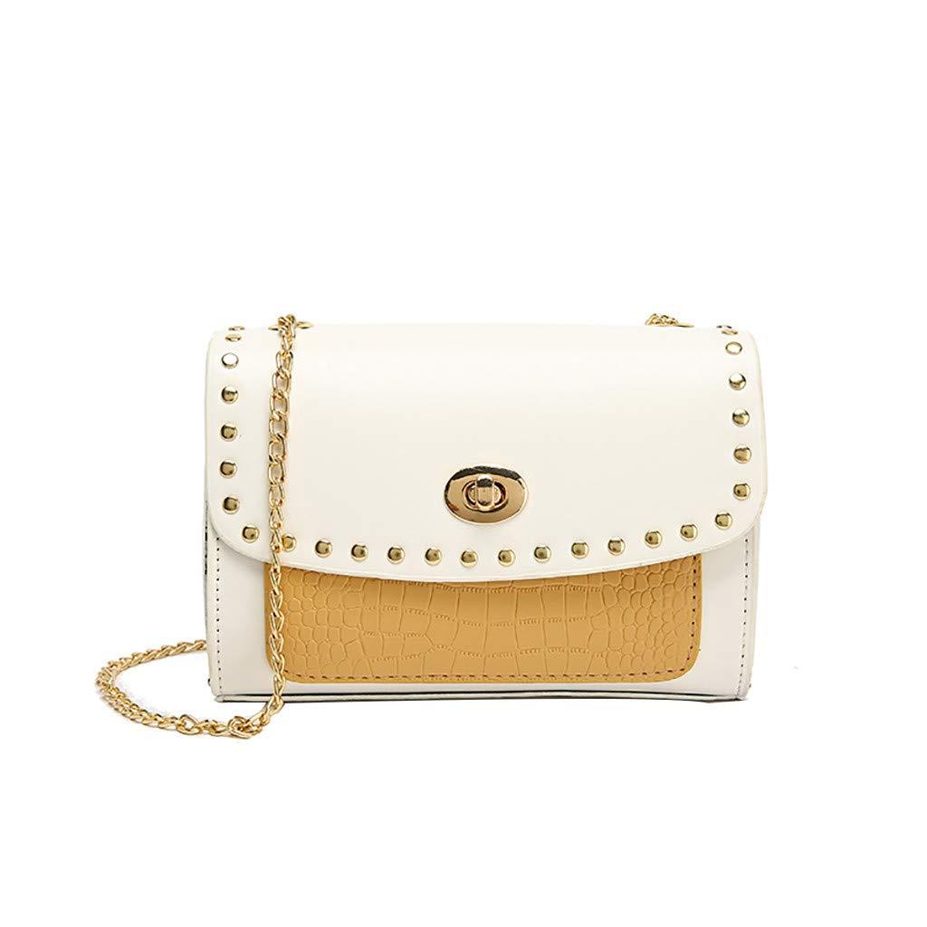 Chain Bag PU Leather...