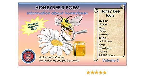 Workbook 2nd grade spelling worksheets : Amazon.com: Science: Honeybee's Poem Volume 5 - honey bee facts ...