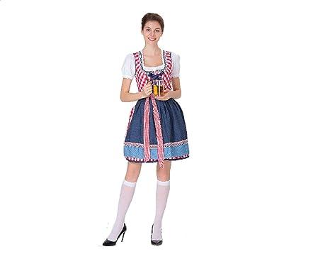 GGT Boutique Oktoberfest - Disfraz de Cerveza bávara, para niña ...