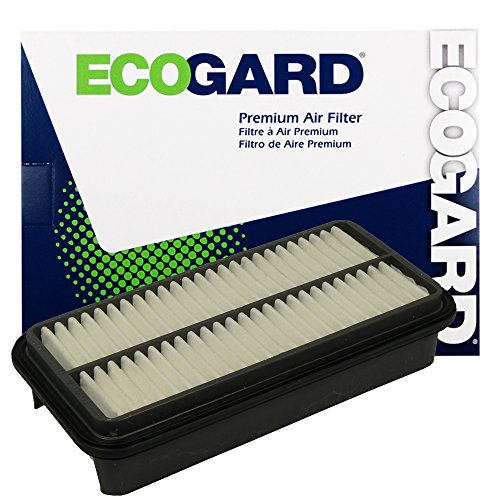 (ECOGARD XA4717 Premium Engine Air Filter Fits Toyota Tercel, Paseo)