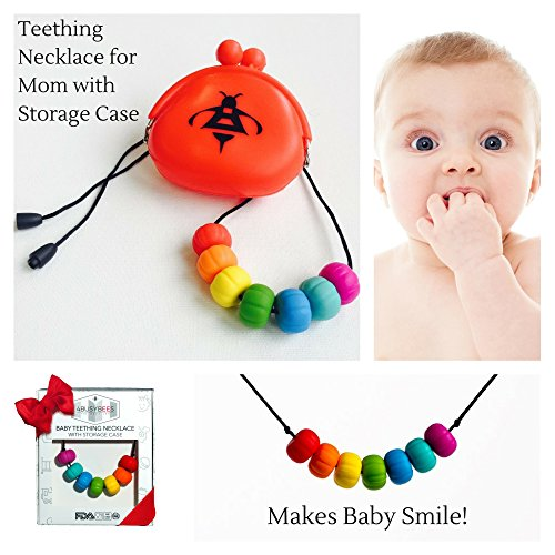 SILICONE TEETHING NECKLACE Storage Perfect product image