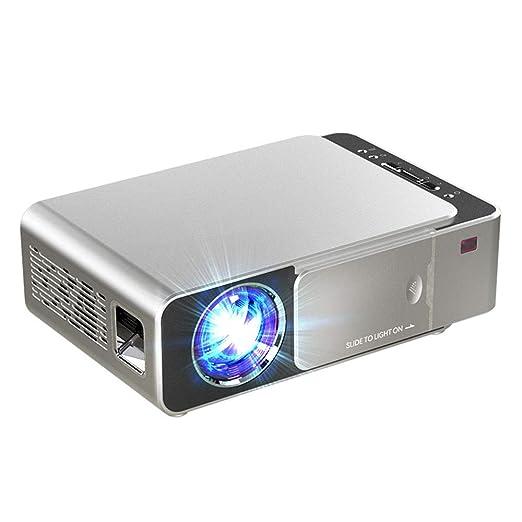 SHIYN Mini proyector, proyector de teléfono móvil, proyector ...