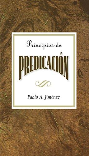 Principios de predicación AETH: Principles of Preaching Spanish (Spanish Edition) by [Abingdon