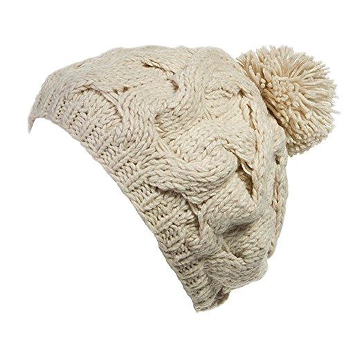 Knit Newsboy Hat Pattern - 2