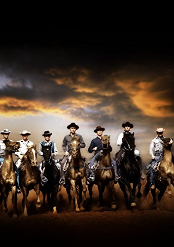 "The Magnificent Seven  Movie Poster 24""x36"""