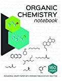 Organic Chemistry Notebook: Hexagonal graph paper for notes and two organic chem eBooks. Faster and easier organic chemistry notes, reactions and structures.