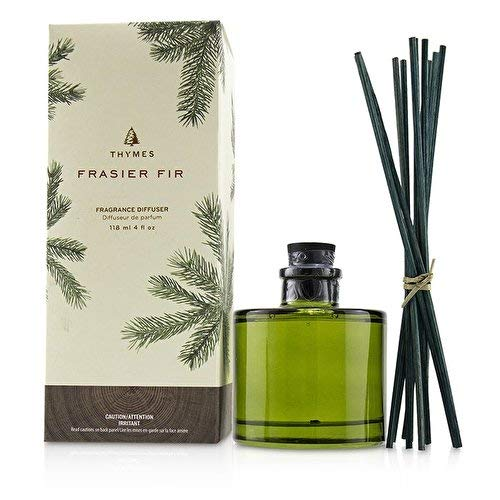 Thymes Frasier Fir Petite Reed Diffuser 4.1 oz by Thymes