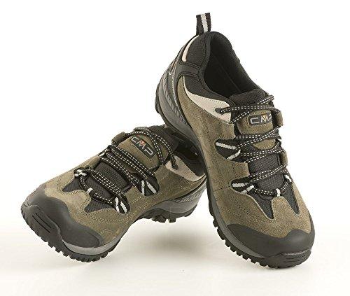 CMP-f.lli campagnolo de chaussures de randonnée-homme-lOW-canvas 3Q96447