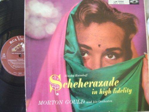 Scheherazade in High Fidelity