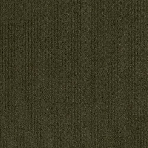 Robert Kaufman 14 Wale Corduroy Olive Fabric by The ()