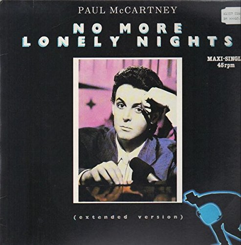 Paul McCartney - No More Lonely Nights (Extended Version) - Parlophone - 1C K 062 20 0350 6