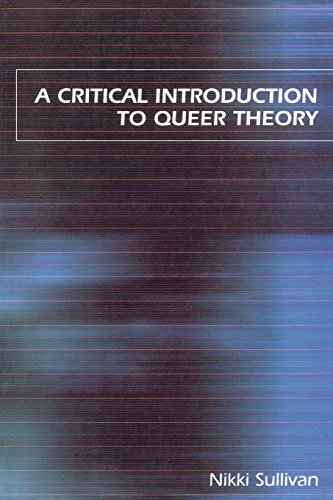 Pdf Social Sciences A Critical Introduction to Queer Theory