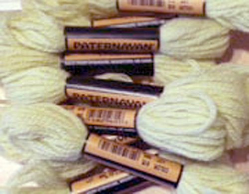 Paternayan Needlepoint 3 Ply Wool Yarn Color 615 Hunter Green  Light  This Listing Is For 2 Mini 8 Yd Skeins