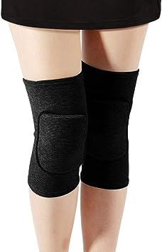 Children Kids Soft Thicken Kneepads Cushion Sports Yoga Dance Knee Pad Safe