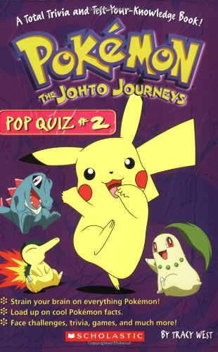 Pokemon: Pop Quiz 2 PDF