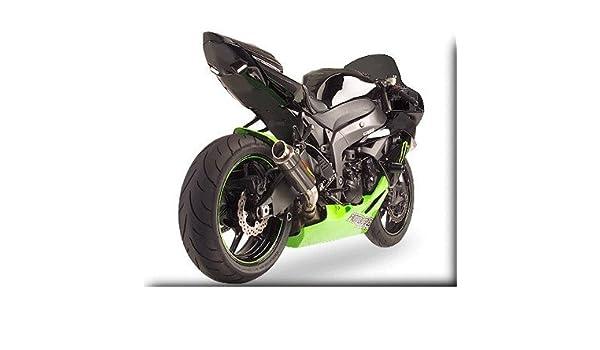 hotbodies transparente ahumado undertail para Kawasaki Ninja ...