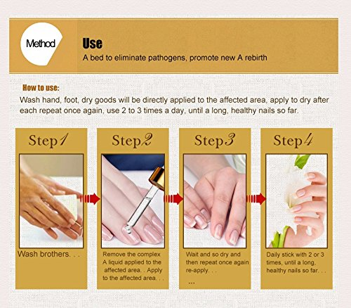 Skymore Nail Essence Herbaceous Energy Repair Nail Recovery by SKYMORE (Image #4)
