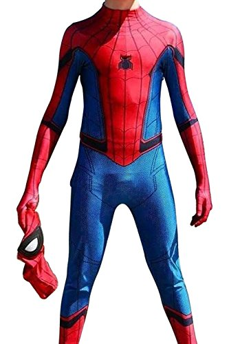 Suit Spiderman (Spider-Man Homecoming Cosplay Costume by Aesthetic Cosplay Homecoming Spider-Man)